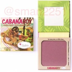 🔝5 for $25!💖theBalm (FULL SIZE) Cabanaboy NEW!